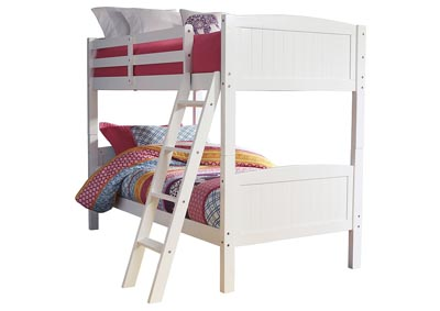 Image for Kaslyn White Twin/Twin Bunk Bed