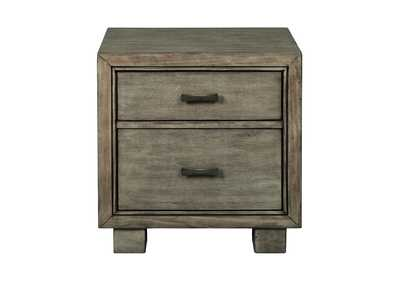 Image for Arnett Gray Nightstand
