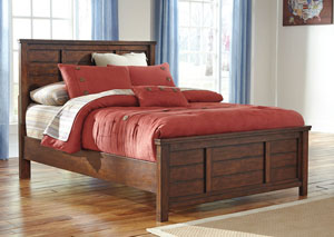 Ladiville Full Panel Bed