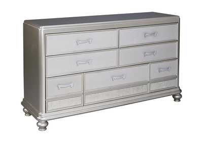 Image for Coralayne Silver Dresser