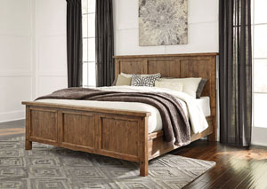 Tamilo California King Panel Bed