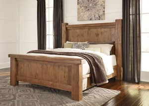 Tamilo California King Poster Bed