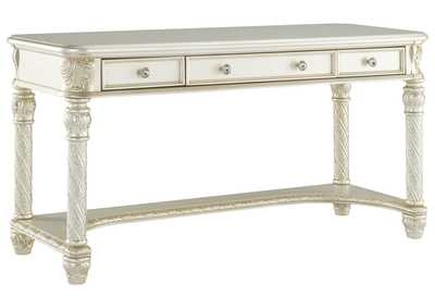 Cassimore Pearl Silver Vanity