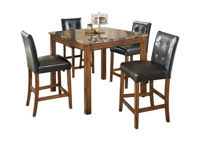 Image for Theo 5 Piece Counter Height Dining Set