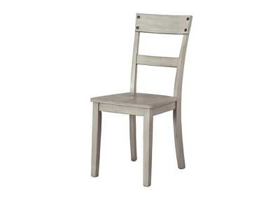 Loratti Gray Dining Chair (Set of 2)