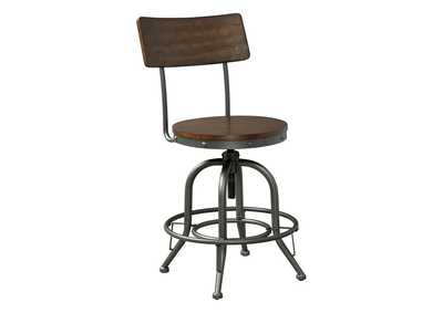 Image for Odium Counter Height Bar Stool (Set of 2)