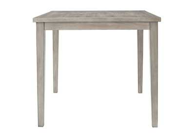 Parellen Gray Counter Dining Table