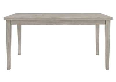 Parellen Gray Dining Table