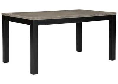 Image for Dontally Two-Tone Dining Table