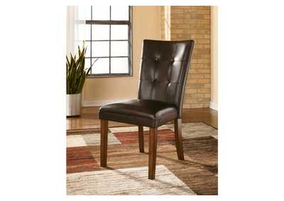 Lacey Dining Upholstered Side Chair (Set of 2)