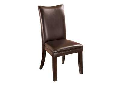 Image for Charrell Brown Side Chairs (Set of 2)