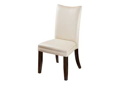 Image for Charrell Ivory Side Chairs (Set of 2)