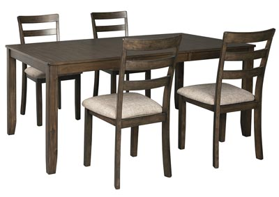 Image for Drewing Dining Room Table w/4 Side Chairs