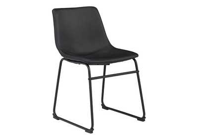 Image for Centiar Black Dining Chair (Set of 2)