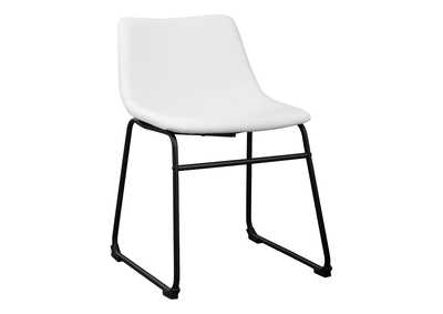 Image for Centiar White Dining Chair (Set of 2)