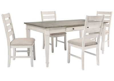 Image for Skempton Dining Room Table and 4 Chairs