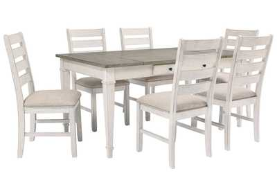 Image for Skempton Dining Room Table and 6 Chairs