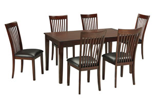 Mallenton 6 Piece Dining Room Table Set