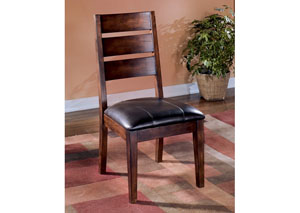 Larchmont Dining Upholstered Side Chair (Set of 2)