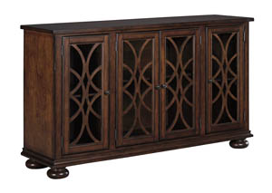 Baxenburg Brown Dining Room Server