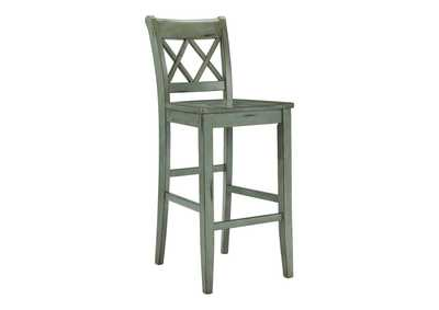 Image for Mestler Tall Barstool (Set of 2)