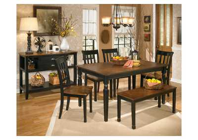 Owingsville Large Dining Bench,Signature Design By Ashley
