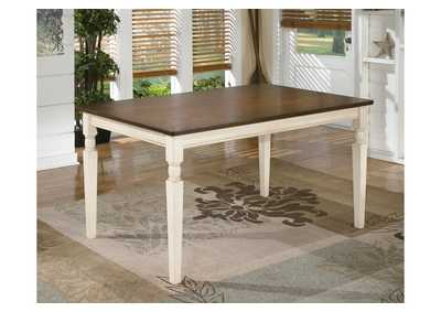 Whitesburg Rectangular Dining Table