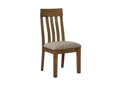 Flaybern Upholstered Dining Side Chair (2 Per Set)