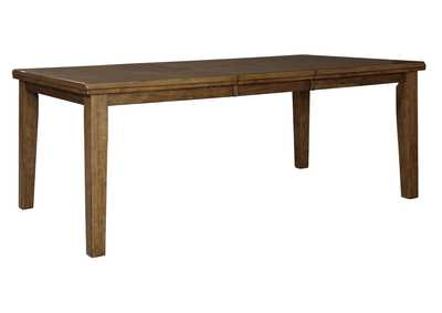 Image for Flaybern Butterfly Extension Dining Table
