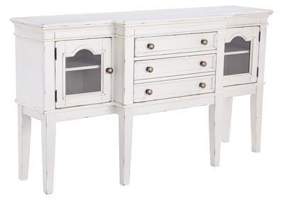 Danbeck White Dining Room Server