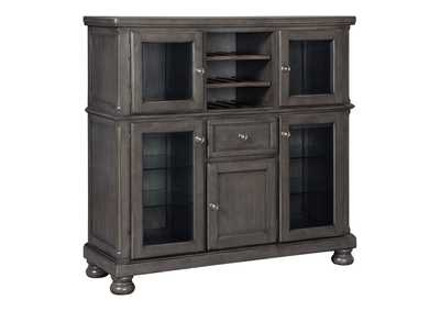 Image for Audberry Dark Gray Dinning Room Server