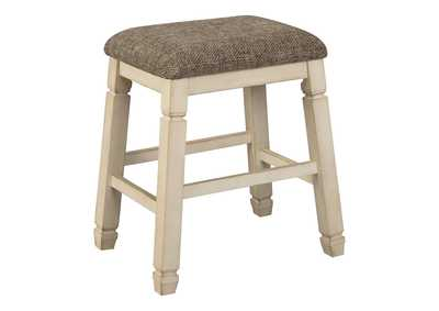 Bolanburg Two-Tone Bar Stool (Set of 2)
