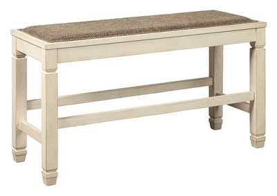 Image for Bolanburg Two-Tone Counter Height Dining Bench