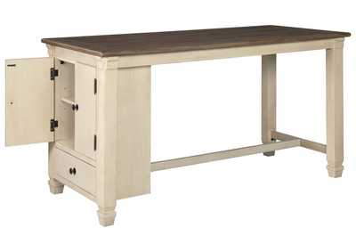 Bolanburg Two-Tone Counter Table,Signature Design By Ashley