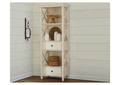Bolanburg Antique White Display Cabinet,Signature Design By Ashley