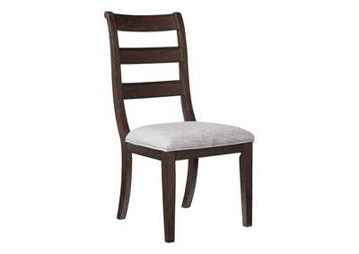 Adinton Reddish Brown Dining Chair (Set of 2)