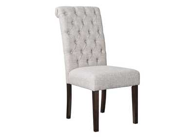 Image for Adinton Reddish Brown Upholstered Dining Chair (Set of 2)