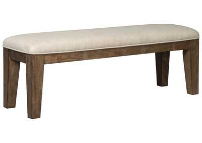 Image for Flynnter Medium Brown Dining Bench