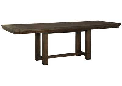 Dellbeck Brown Dining Table
