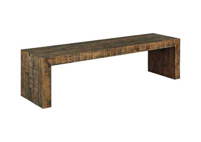 Image for Sommerford Brown Large Dining Room Bench