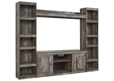 Wynnlow Gray Entertainment Center