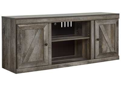 "Wynnlow Gray 63"" TV Stand"