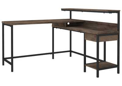 Image for Arlenbry Gray Home Office Desk