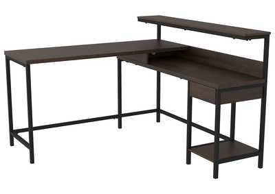 Image for Camiburg Warm Brown Home Office Desk