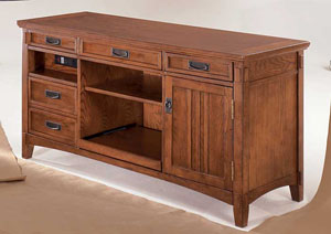 Cross Island Large Credenza