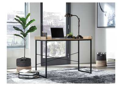 "Image for Gerdanet Brown 43"" Home Office Desk"