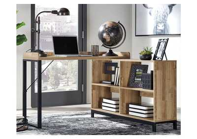 "Image for Gerdanet Brown 47"" Home Office Desk"