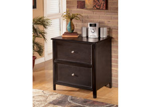 Carlyle Lateral File Cabinet