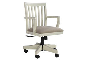 Sarvanny Two-tone Home Office Desk Chair