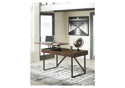 Image for Starmore Brown Home Office Desk